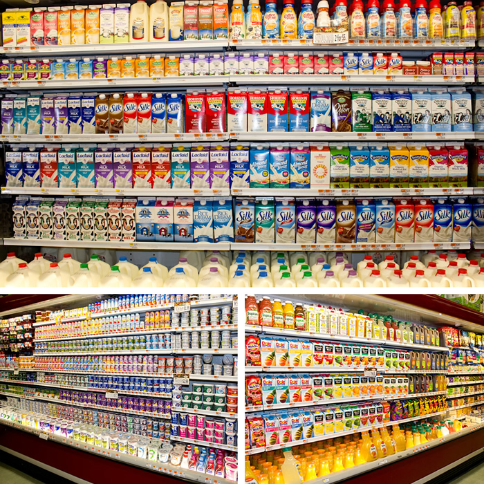 picture of dairy products